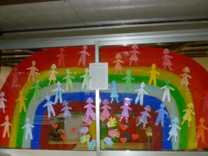 arcobaleno dei diritti