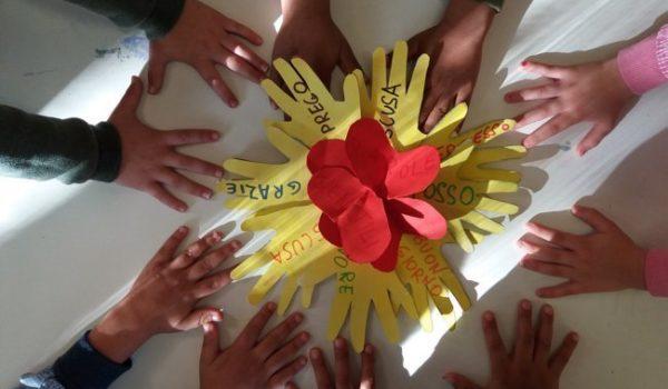 foto mani bambini